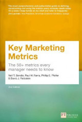 Omslag - Key Marketing Metrics