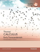 Omslag - Thomas: Thomas'Calculus ET plus MyMathLab with Pearson eText, Global Edition
