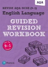 Omslag - REVISE AQA GCSE English Language Guided Revision Workbook
