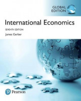 Omslag - International Economics plus Pearson MyLab Economics with Pearson eText, Global Edition