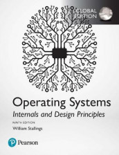 Operating Systems: Internals and Design Principles, Global Edition av William Stallings (Heftet)