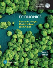 Economics plus Pearson MyLab Economics with Pearson eText, Global Edition av Daron Acemoglu, David Laibson og John List (Blandet mediaprodukt)