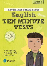 Omslag - Revise Key Stage 2 SATs English Ten-Minute Tests