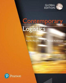 Contemporary Logistics, Global Edition av Paul R. Murphy og A. Michael Knemeyer (Heftet)