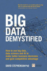 Omslag - Big Data Demystified