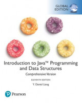Omslag - Introduction to Java Programming and Data Structures, Comprehensive Version, Global Edition