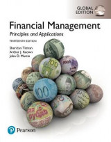 Omslag - Financial Management: Principles and Applications plus Pearson MyLab Finance with Pearson eText, Global Edition