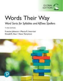 Words Their Way: Word Sorts for Syllables and Affixes Spellers, Global Edition av Francine Johnston, Marcia Invernizzi, Donald Bear og Shane Templeton (Heftet)