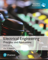 Omslag - Electrical Engineering: Principles & Applications plus Pearson Mastering Engineering with Pearson eText, Global Edition