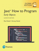 Omslag - Java How to Program, Early Objects plus Pearson MyLab Programming with Pearson eText, Global Edition