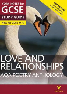 AQA Poetry Anthology - Love and Relationships: York Notes for GCSE (9-1) av Mary Green (Heftet)