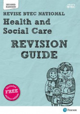 Omslag - Revise BTEC National Health & Social Care Revision Guide
