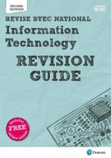 Omslag - Revise BTEC National Information Technology Units 1 and 2 Revision Guide