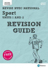 Omslag - Revise BTEC National Sport Units 1 and 2 Revision Guide