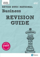 Omslag - Revise BTEC National Business Revision Guide