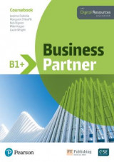 Omslag - Business Partner B1+ Coursebook and Basic MyEnglishLab Pack