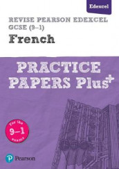 Revise Edexcel GCSE (9-1) French Practice Papers Plus av Stuart Glover (Heftet)