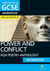AQA Poetry Anthology - Power and Conflict: York Notes for GCSE (9-1) Workbook av Beth Kemp (Heftet)