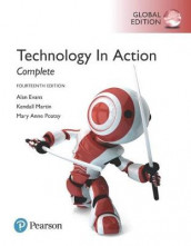 Technology In Action Complete, Global Edition av Alan Evans, Kendall Martin og Mary Poatsy (Blandet mediaprodukt)