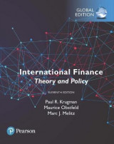 Omslag - International Finance: Theory and Policy plus Pearson MyLab Economics with Pearson eText, Global Edition