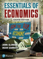 Essentials of Economics av Dean Garratt og John Sloman (Heftet)
