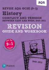 Omslag - Revise AQA GCSE (9-1) History Conflict and tension between East and West, 1945-1972 Revision Guide and Workbook