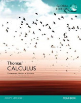 Omslag - Thomas' Calculus plus Pearson MyLab Mathematics with Pearson eText, SI Edition