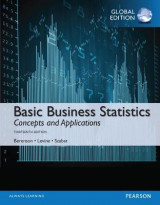 Omslag - Basic Business Statistics plus Pearson MyLab Statistics with Pearson eText, Global Edition