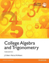 Omslag - College Algebra and Trigonometry plus Pearson MyLab Mathematics with Pearson eText, Global Edition