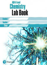 Omslag - AQA A level Chemistry Lab Book