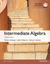 Omslag - Intermediate Algebra plus Pearson MyLab Mathematics with Pearson eText, Global Edition