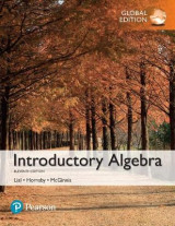 Omslag - Introductory Algebra plus Pearson MyLab Mathematics with Pearson eText, Global Edition