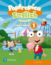 Poptropica English Islands Level 1 Pupil's Book and Online World Access Code + Online Game Access Card pack av Susannah Malpas (Blandet mediaprodukt)
