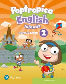 Poptropica English Islands Level 2 Pupil's Book and Online World Access Code + Online Game Access Card pack av Susannah Malpas (Blandet mediaprodukt)