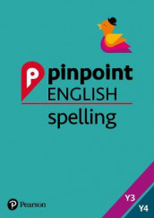 Pinpoint English Spelling Years 3 and 4 av Sarah Snashall (Spiral)