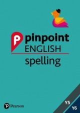 Omslag - Pinpoint English Spelling Years 5 and 6