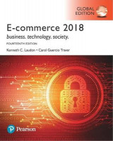 Omslag - E-Commerce 2018, Global Edition