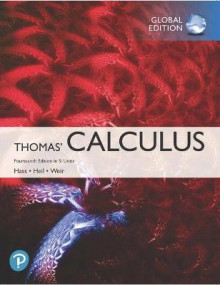 Thomas' Calculus plus Pearson MyLab Mathematics with Pearson eText in SI Units av Joel Hass, Christopher Heil og Maurice Weir (Blandet mediaprodukt)