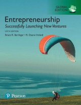 Omslag - Entrepreneurship: Successfully Launching New Ventures plus Pearson MyLab Entrepreneurship with Pearson eText Global Edition
