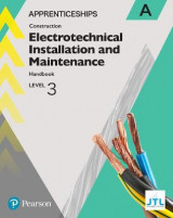 Omslag - Apprenticeship Level 3 Electrotechnical (Installation and Maintainence) Learner Handbook A + Activebook