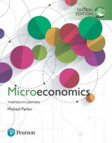 Omslag - Microeconomics plus Pearson MyLab Economics with Pearson eText, Global Edition