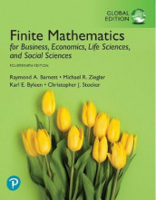 Finite Mathematics for Business, Economics, Life Sciences, and Social Sciences, Global Edition av Raymond Barnett, Karl Byleen, PROVANCE, Christopher Stocker og Michael Ziegler (Heftet)