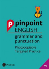 Pinpoint English Grammar and Punctuation Year 3 av David Grant (Spiral)