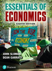 Essentials of Economics with MyLab Economics av Dean Garratt og John Sloman (Blandet mediaprodukt)