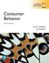 Consumer Behavior, Global Edition av Leon G. Schiffman og Joseph L. Wisenblit (Heftet)
