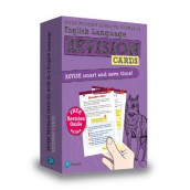Revise Pearson Edexcel GCSE (9-1) English Language Revision Cards av Emma Clark (Blandet mediaprodukt)