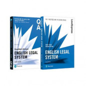 English Legal System Revision Pack 2018 av Stefan Fafinski, Emily Finch og Gary Wilson (Blandet mediaprodukt)