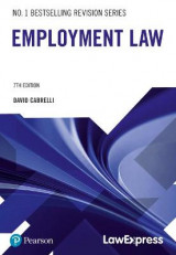 Omslag - Law Express: Employment Law