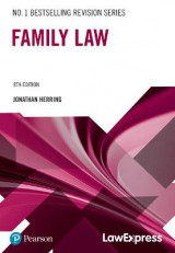 Omslag - Law Express: Family Law