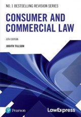 Omslag - Consumer & Commercial Law